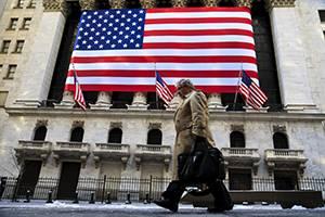 السوق الامريكي